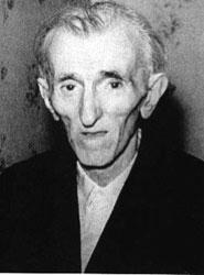 Nikola Tesla Old